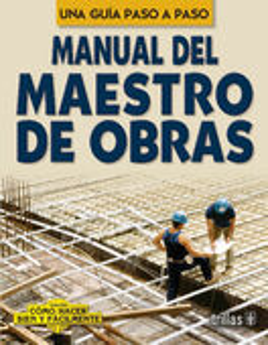 MANUAL DEL MAESTRO DE OBRAS