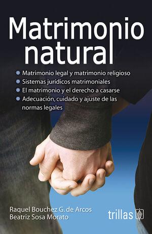 MATRIMONIO NATURAL
