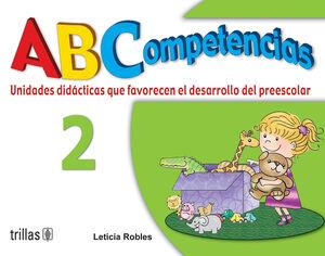 ABCOMPETENCIAS 2. PREESCOLAR