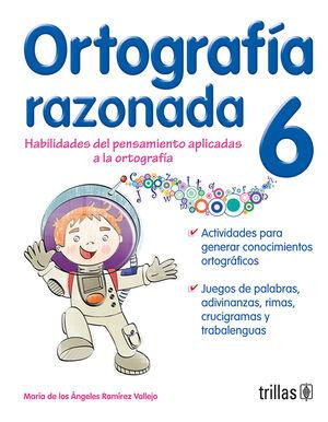 ORTOGRAFIA RAZONADA 6