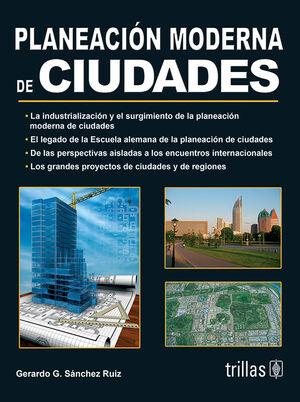 PLANEACION MODERNA DE CIUDADES