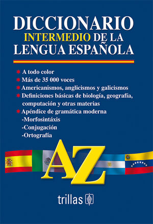 DICCIONARIO INTERMEDIO DE LA LENGUA ESPAÑOLA