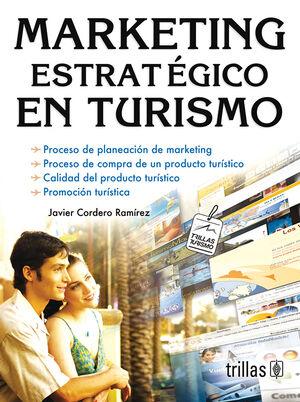 MARKETING ESTRATEGICO EN TURISMO