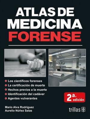ATLAS DE MEDICINA FORENSE