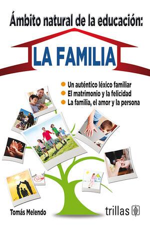 AMBITO NATURAL DE LA EDUCACION: LA FAMILIA