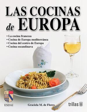 LAS COCINAS DE EUROPA
