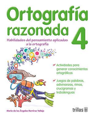 ORTOGRAFIA RAZONADA 4