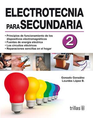 ELECTROTECNIA PARA SECUNDARIA 2