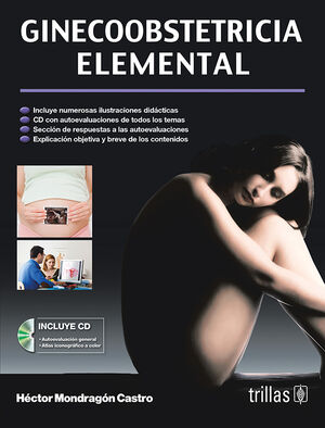 GINECOOBSTETRICIA ELEMENTAL. INCLUYE CD