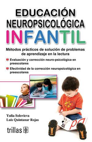 EDUCACION NEUROPSICOLOGICA INFANTIL