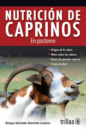 NUTRICION DE CAPRINOS EN PASTOREO