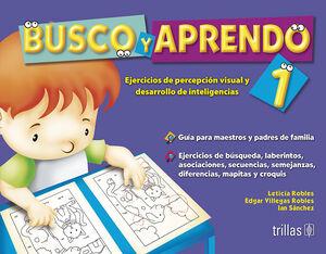 BUSCO Y APRENDO 1