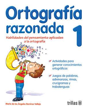 ORTOGRAFIA RAZONADA 1